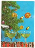 % carte postala (ilustrata)-FELICITARE-Sarbatori de iarna