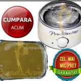 Prowax Decantor incalzitor ceara + x3 Ceara 450 grame - Kit epilare ceara