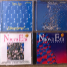 Nuova era new age lot 5 cd disc muzica meditatie ambientala reflection chillout - Muzica Ambientala