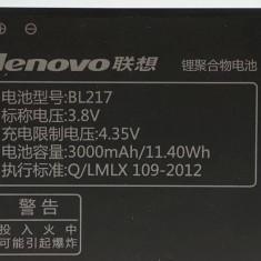 Acumulator baterie Lenovo S930 S939 cod BL217 3000 mah original nou, Li-polymer