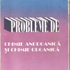 (C6147) PROBLEME DE CHIMIE ANORGANICA SI CHIMIE ORGANICA DE ST. ILIE SI M. IONIC - Carte Chimie