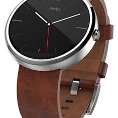 Motorola Mobility Moto 360 Androidwear | Se aduce la comanda din SUA, 10 zile lucratoare | a53007 - Smartwatch