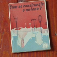 Carte - Cum se construeste o antena / partea I ( antena receptii radiofonice ) ! - Carti Industrie alimentara