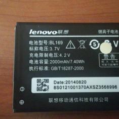 Acumulator baterie Lenovo A789 P70 S560 cod BL169 2000 mah original nou