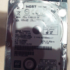 Hard disk laptop 500GB slim si normal