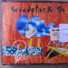 woodstock 1994 dublu disc 2 cd muzica rock metal punk booklet various compilatie