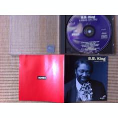 B.B. king kansas city 1972 disc cd muzica Rhythm Blues chicago blues piano