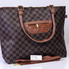 Geanta / Poseta de umar sau mana Louis Vuitton LV + Cadou Surpriza - Geanta Dama Louis Vuitton, Culoare: Din imagine, Marime: One size, Geanta de umar, Asemanator piele