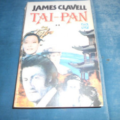 JAMES CLAVELL - TAI-PAN VOL II - Carte de aventura