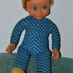 Papusa vintage Mrs. Beasley, Mattel, anii '60, colectie, seria TV Family Affair
