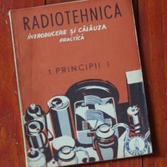 Carte Radiotehnica - partea IV amplificatori de inalta si joasa frecventa 64 pag - Carti Industrie alimentara