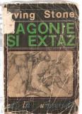 (C6115) AGONIE SI EXTAZ DE IRVING STONE, Alta editura, 1966, Irving Stone