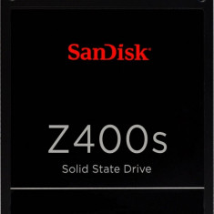 SanDisk SSD Z400s, 128 GB, SATA 6 GB/s, Speed 546/ 182 MB