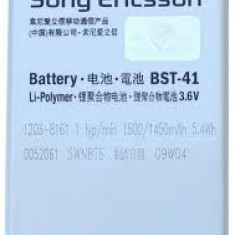Acumulator Baterie Sony Xperia X10 X10i X10a X1 X1i X2 BST-41