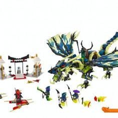 LEGO® Ninjago™ Atacul dragonului Morro - 70736