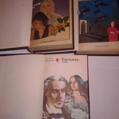 MARIE-ANNE DESMAREST - TORENTE Vol.1.2.3., Relegate - Roman, Anul publicarii: 1981