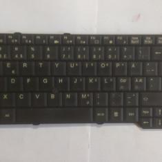 Tastatura Keyboard Laptop Fujitsu Siemens Esprimo Mobile v5515 X-YBKB DK - Tastatura laptop