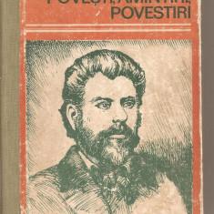 (C6119) POVESTI, AMINTIRI, POVESTIRI DE ION CREANGA - Carte de povesti