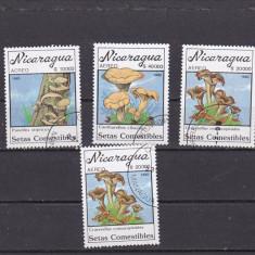 Diferite timbre st.ciuparci din NICARAGUA - Timbre straine, Arta