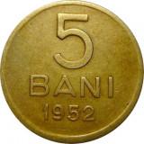 Romania, 5 bani 1952 * cod 70.08.18