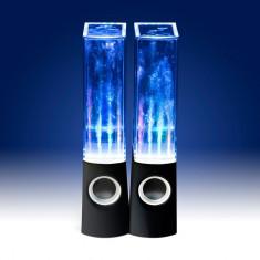 Boxe audio pc water dancing, 2.1, 0-40W, Integrata