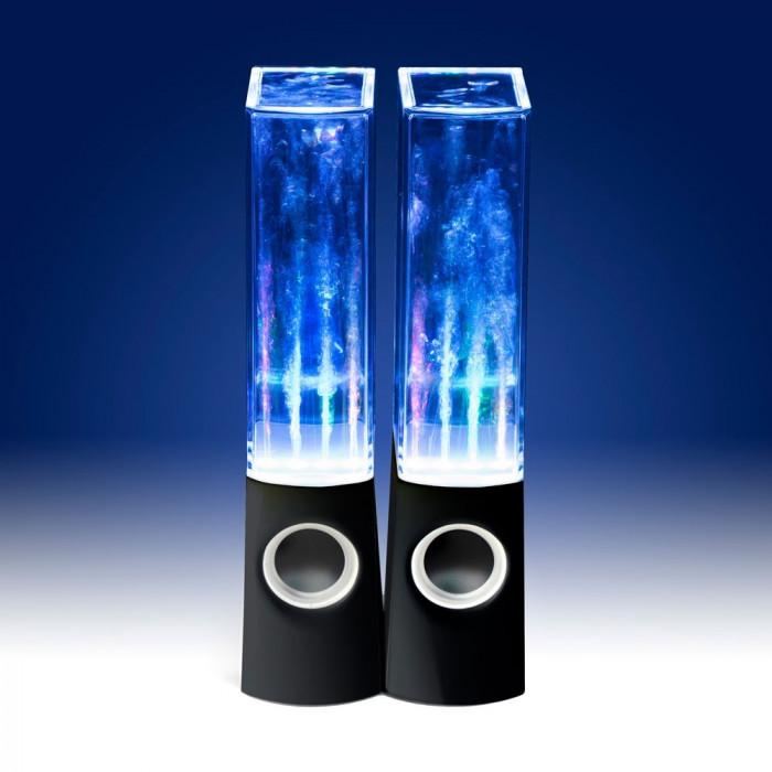 Boxe audio pc water dancing
