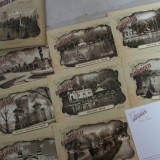 Vand seturi de carti postale  LUX ed .limitata, Necirculata, Fotografie