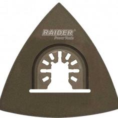 155607-Disc slefuire delta pentru renovator 80 mm, ceramica, Raider Power Tools