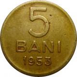 3. ROMANIA, 5 BANI 1953