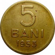 3. ROMANIA, 5 BANI 1953 - Moneda Romania