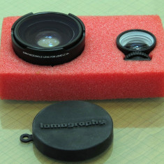 Lomography adaptor superangular 20mm pentru Lomo LC-A+