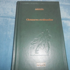 JACK LONDON - CHEMAREA STRABUNILOR - Carte Antologie
