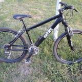 Bicicleta Merida MTB Cross/City - Mountain Bike Merida, 18 inch, 26 inch, Numar viteze: 21, Aluminiu, Negru