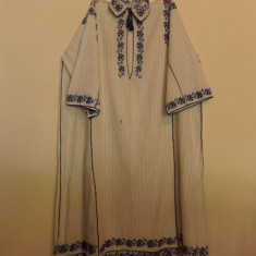 CAMASA POPULARA BARBATEASCA, ZONA MEHEDINTI - Costum populare