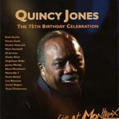 QUINCY JONES 75th Birthday Celebration (bluray)