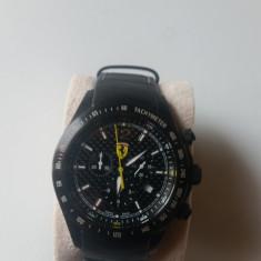 ceas ferrari ronda 5030d full black-modelul nou de la ferrari