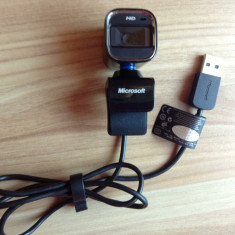 Camera webcam Microsoft LifeCam HD-6000 for Notebook