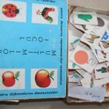 Vand jocul vintage pt.copii JOCUL NUMERELOR - Jocuri Logica si inteligenta Galt