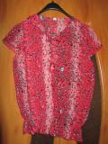 Lot de bluze de voal, L/XL, Maneca scurta, Multicolor