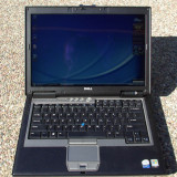 LAPTOP IEFTIN DELL LATITUDE D630 INTEL CORE2DUO T7250 2.0GHZ/2GB DDR2/60GB/DVD - Laptop Dell, Diagonala ecran: 14, Sub 80 GB