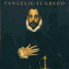 VANGELIS El Greco (cd) - Muzica Ambientala