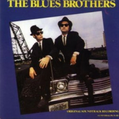 BLUES BROTHERS OST MUSIC FROM THE SOUNDTRACK remaster (CD) - Muzica Blues