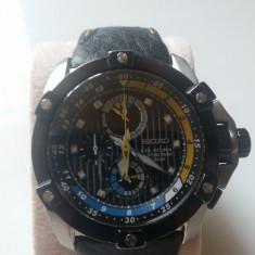 Seiko velatura titanium yachting timer, model spc049p1 - Ceas barbatesc