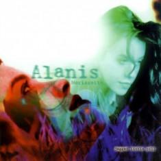 ALANIS MORRISETTE JAGGED LITTLE PILL (CD)