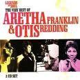 ARETHA FRANKLIN OTIS REDDING LEGENDS OF SOUL VERY BEST OF (CD)