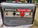 Generator electric Honda ECMT 7000 si Motopompa WT40X, Generatoare uz general