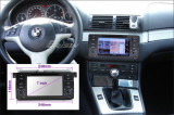 Navigatie ES7046B BMW E46