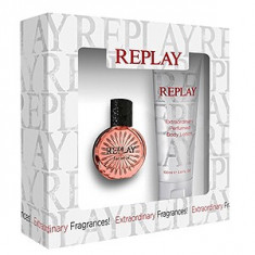 Replay Essential For Her Set 20+100 pentru femei - Set parfum