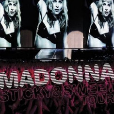 MADONNA Sticky Sweet Tour (bluray) - Muzica Dance