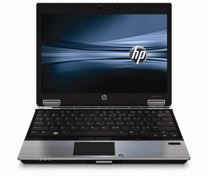 LAPTOP SECOND HAND HP ELITEBOOK 2540P CORE i5 M540M 2.53GHZ/4GB/250GB